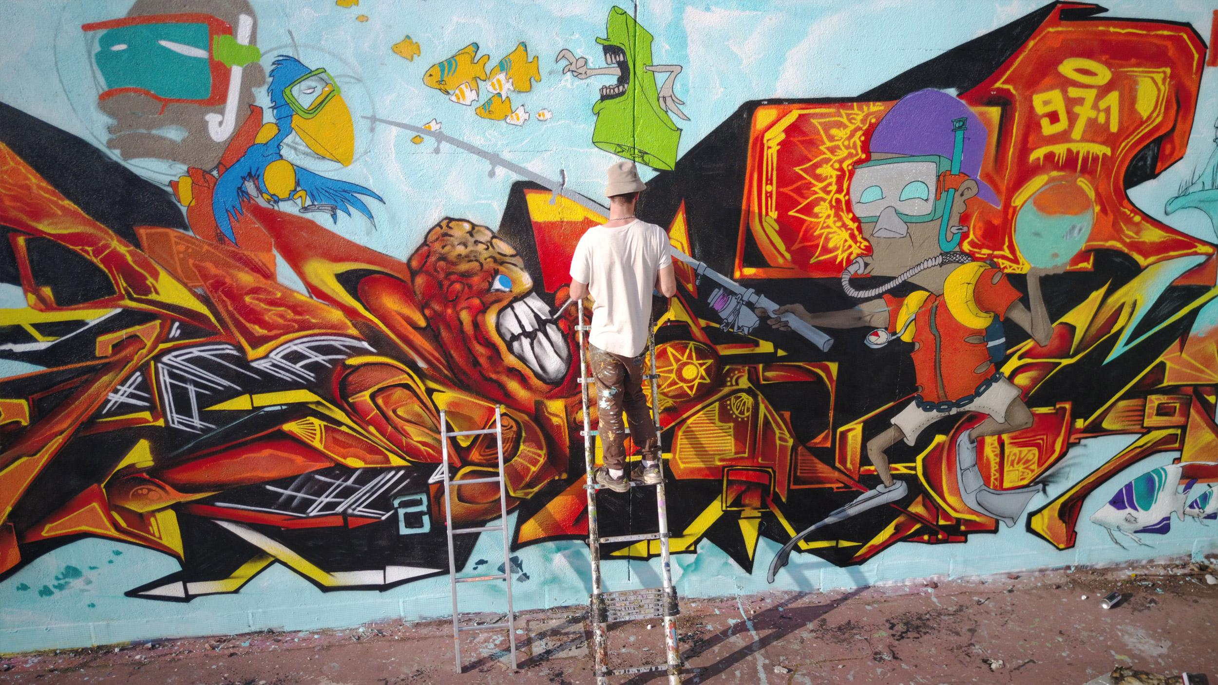Street Art toulousain